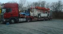 Neuer Scania Tieflader